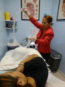 Aumentan lavados de colon para abdomen plano en NY