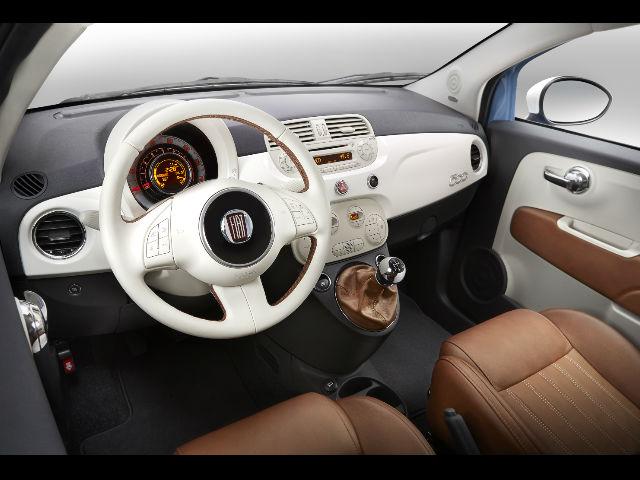 """Fiat presenta el modelo de edición limitada, """"Fiat 500 Edición 1957"""""""