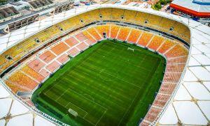 La Arena de Amazonia queda inaugurada de cara al Mundial (video)
