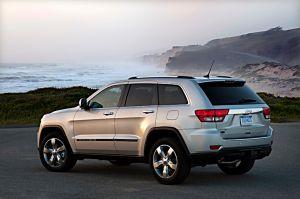 Chrysler retira del mercado 25,250 SUV's por problemas de frenos