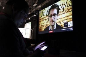 Snowden criticó a la NSA y espionaje de EEUU en SXSW