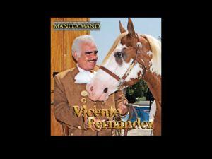 Vicente Fernández deja la música ranchera e incuriona en el Tango