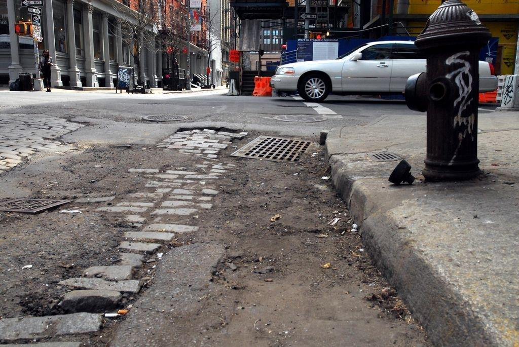 NYC necesita $47,000 millones para arreglar infraestructura