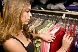 El orden en tu closet ayuda a visualizar cada cosa útil en su lugar