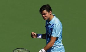 Raonic elimina a Murray y Dolgopolov a Fognini en Indian Wells