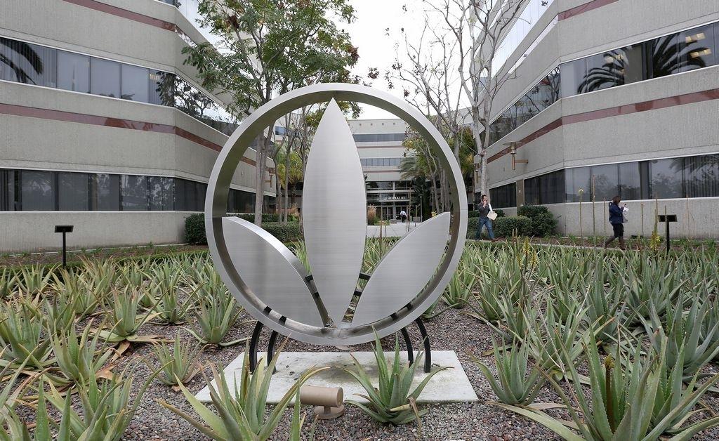 Herbalife pagará una multa de $123 millones de dólares por sobornos para potenciar su negocio en China