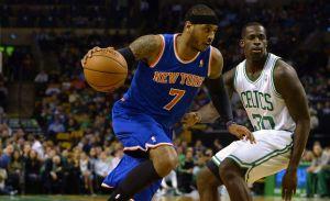 Anthony y los Knicks amplían su racha triunfal