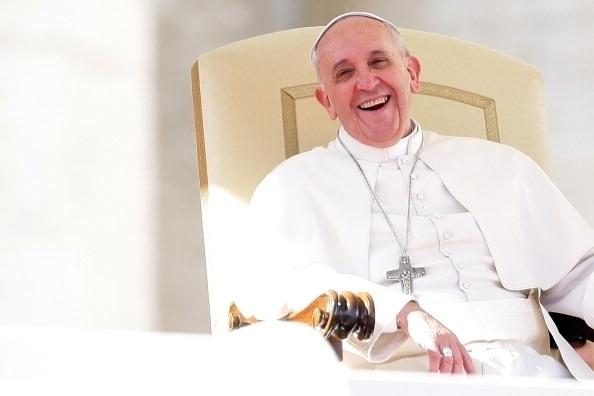 """""""Recen por mí"""" destaca en Twitter el Papa en su primer aniversario"""