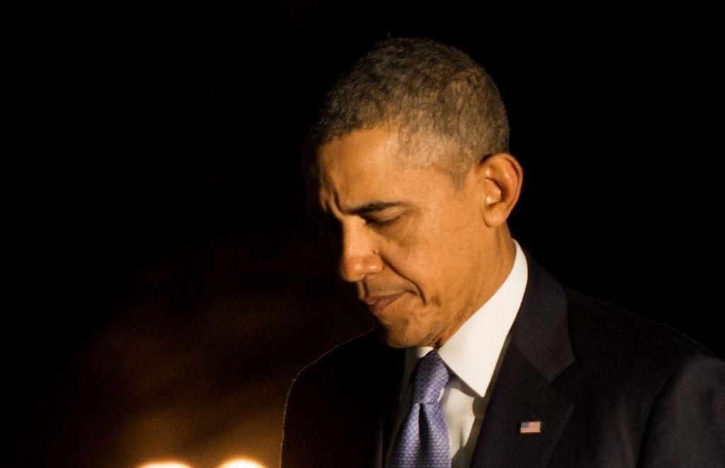 Aprobación de Barack Obama en su peor momento