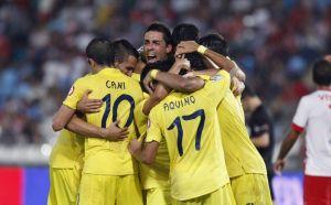 Giovani y Aquino son convocados para juego Villarreal - Athlétic