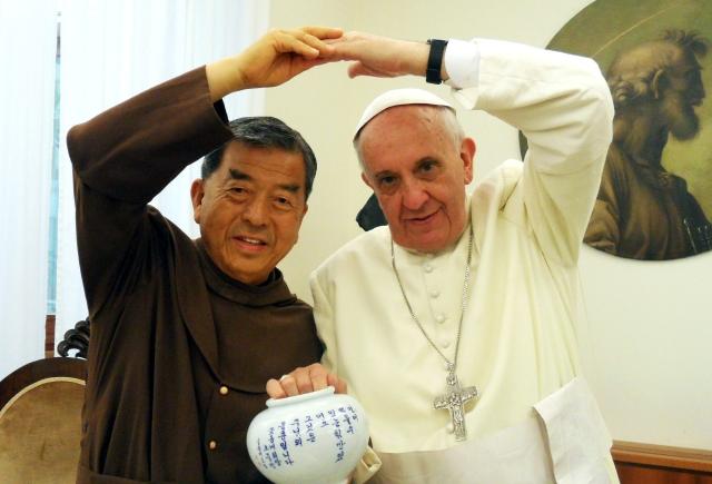 Francisco es un 'Papa muy original'