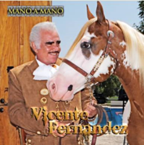 Vicente Fernández se atreve con el Tango