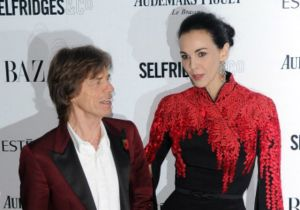 Hallan muerta en NYC a L'Wren Scott, novia de Mick Jagger