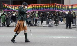 División marca el Desfile de San Patricio en NYC