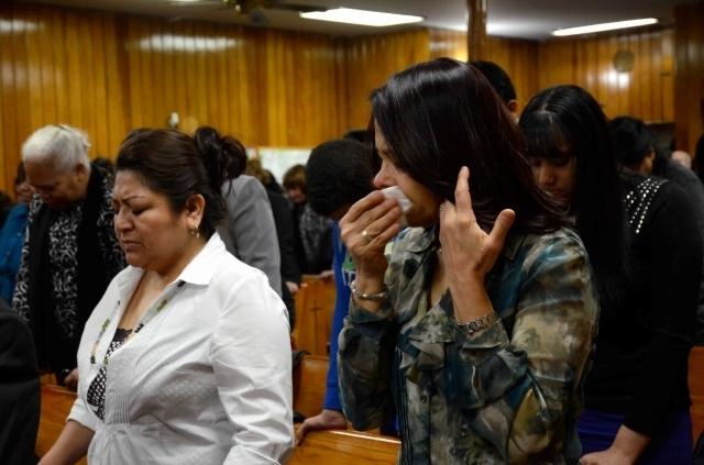 Emociones a flor de piel  por víctimas de explosión de El Barrio