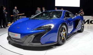 Un nuevo superdeportivo de McLaren