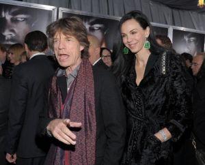 Mick Jagger vuela a NYC por el cadáver de L'Wren Scott