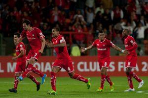 Toluca consigue dramático pase a semis en Concachampions (Video)