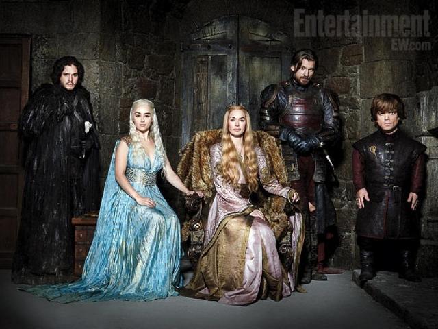 'Game of Thrones' el show mimado de HBO