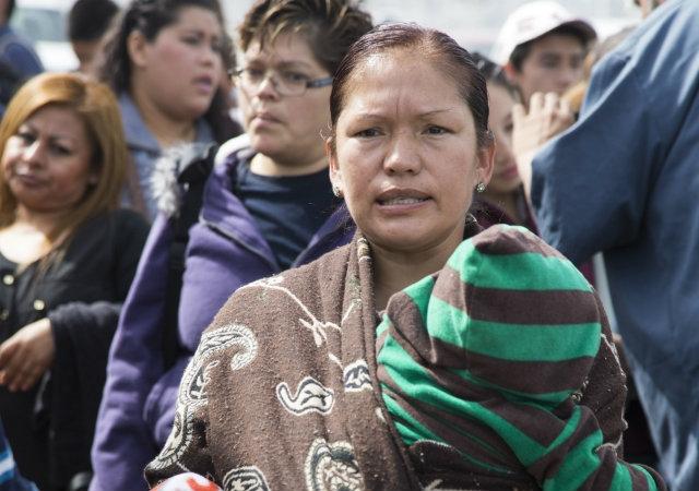 Queda libre la activista mexicana Elvira Arellano
