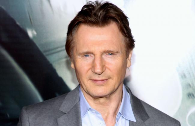 Liam Neeson salva a perro de pandilla en Central Park
