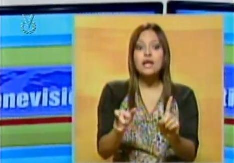 Matan a intérprete de señas embarazada en Venezuela