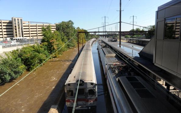 Un muerto y cuatro heridos por tren en Nueva Jersey