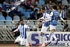 Vela le da el triunfo a la Real frente a Valladolid (Video)