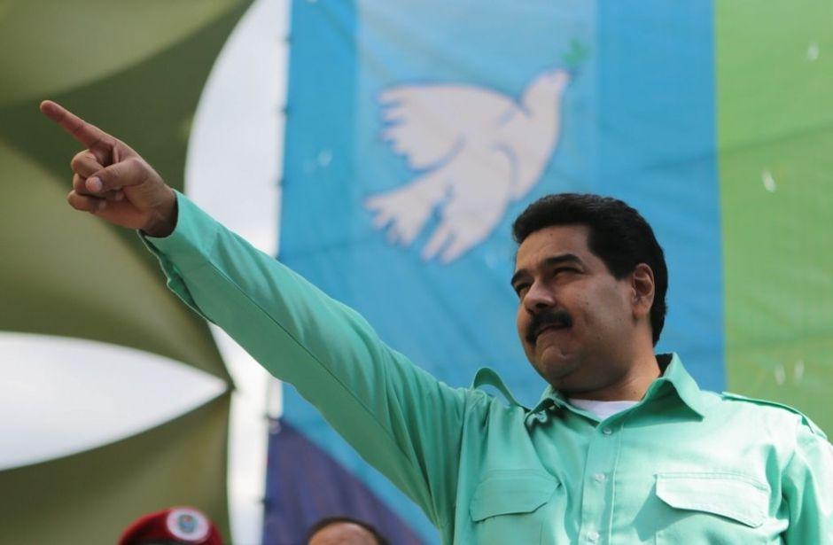 Maduro se aferra a las teorías conspirativas en Venezuela