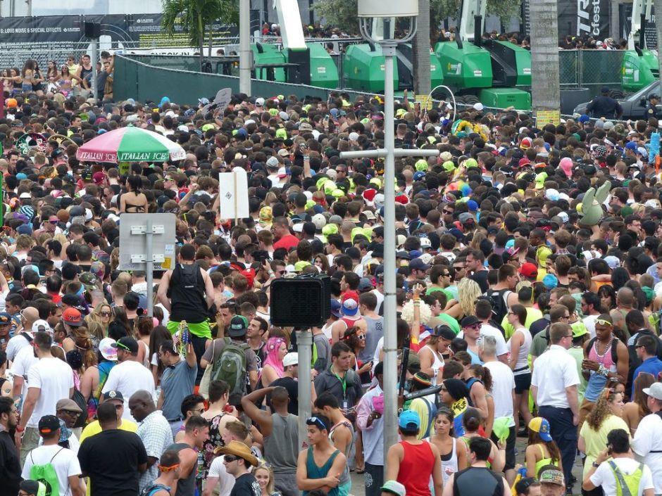 """Guardia del festival Ultra es aplastada y queda en """"estado crítico"""""""