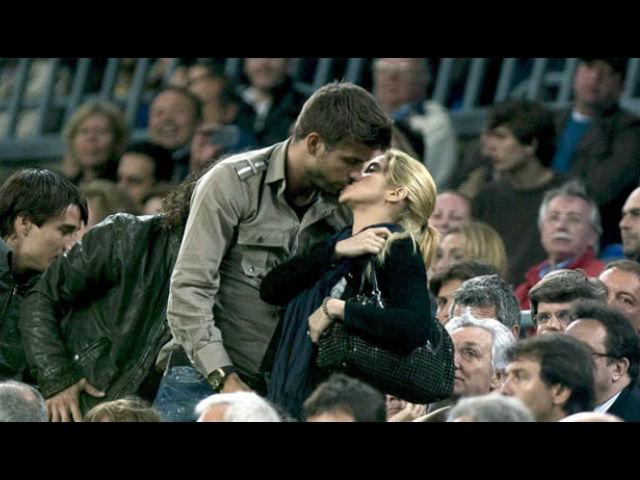 Shakira afirma que Piqué es su príncipe azul