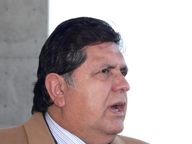 Declaran nula acusación contra Alan García