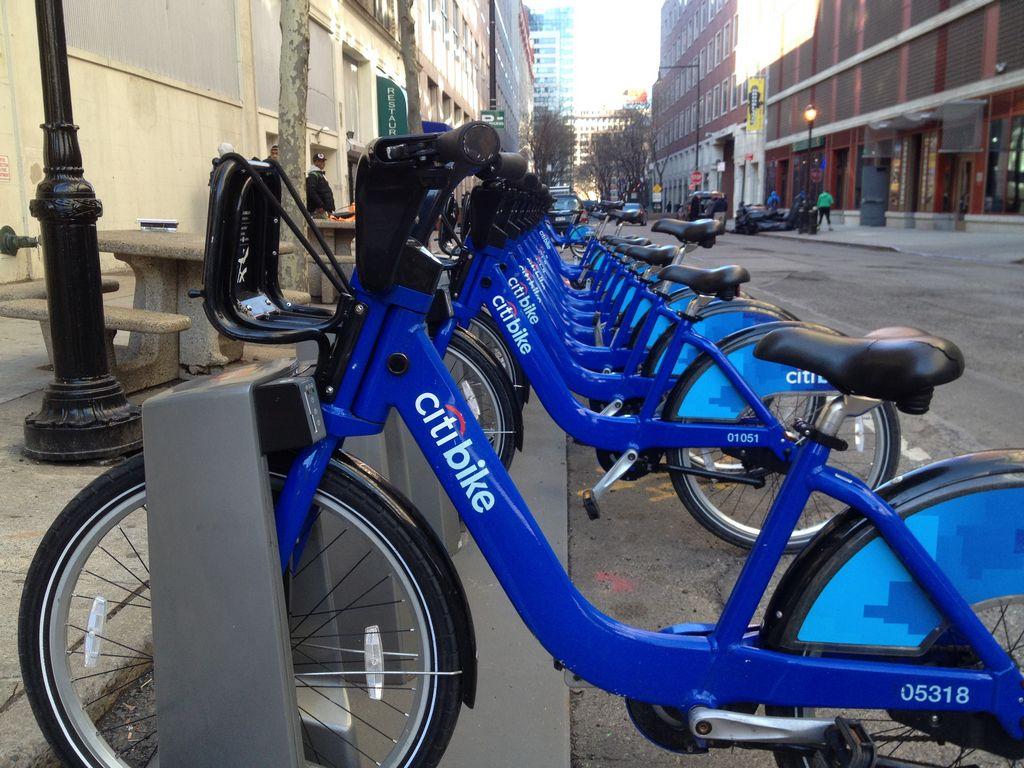 Cuesta arriba para las bicicletas compartidas de Citibike