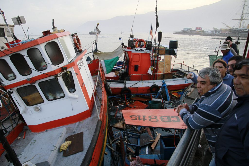 Expertos descartan megaterremoto en Chile