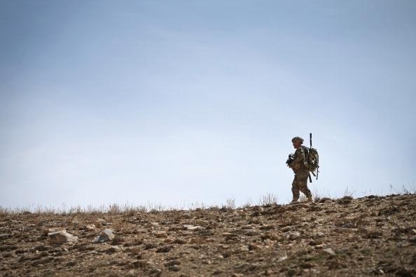 Por primera vez en una década, EEUU reporta un mes sin soldados muertos