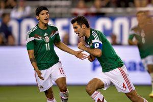 Rafa Márquez, el mejor jugador del amistoso entre EE.UU. y el Tri