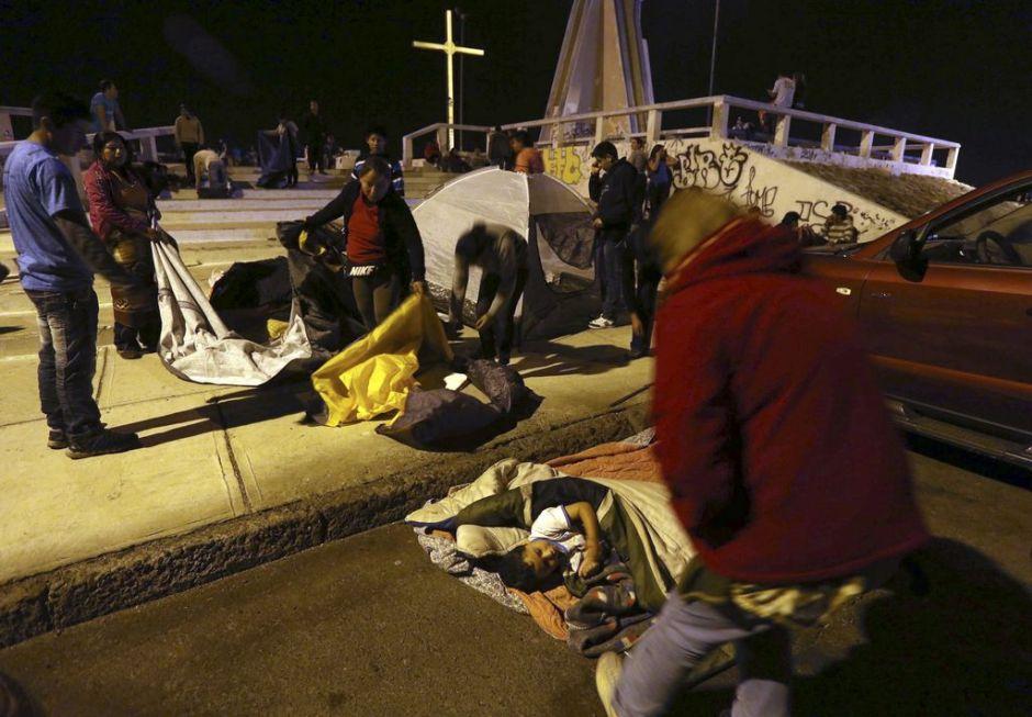 Más de 50 réplicas tras sismo de 7.6 grados en Chile
