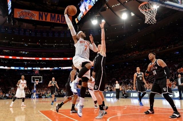Knicks de NY huelen la cercanía de los playoffs