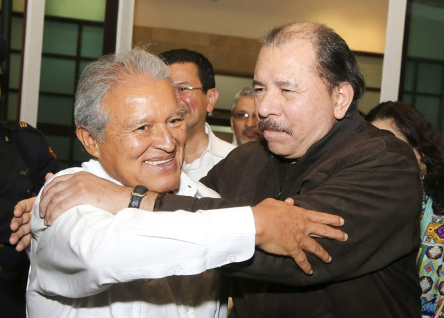 Presidentes acuerdan fortalecer la paz
