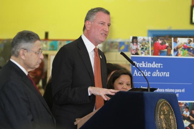 Promueven matrícula preescolar en NY
