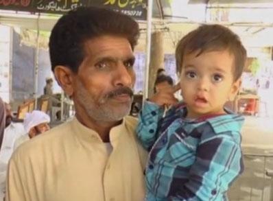 Conoce al pakistaní de 9 meses acusado de intento de asesinato