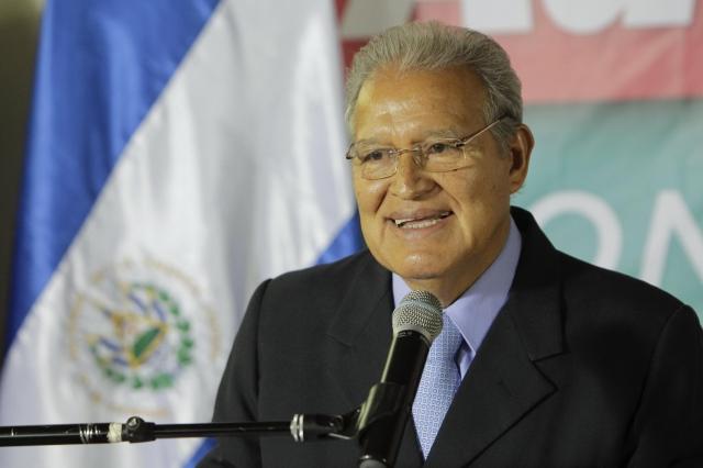 El Papa recibirá a presidente Sánchez Cerén