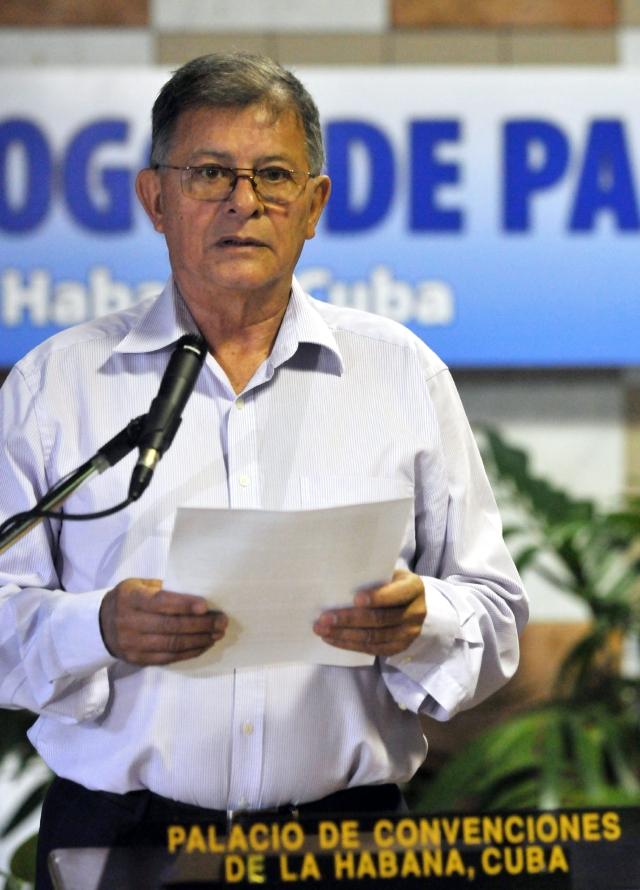 Las FARC dicen que hay condiciones   para un acuerdo