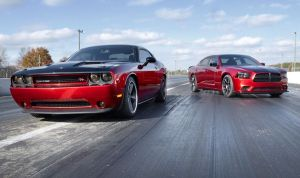 Dodge tiene novedades para el Challenger y el Charger