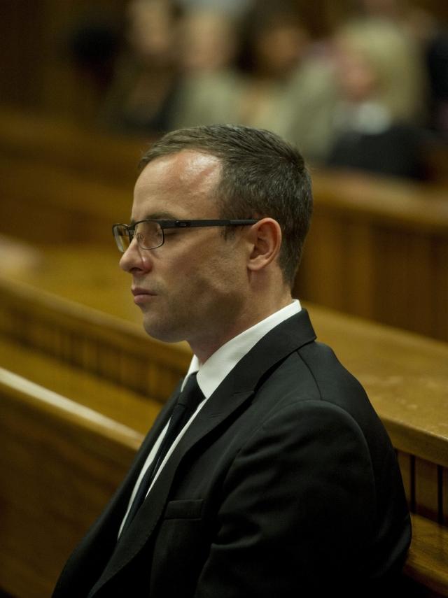 El llanto 'vence' a Pistorius