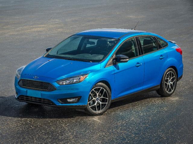 Ford mostrará el Focus con algunos cambios en el Auto Show de NYC