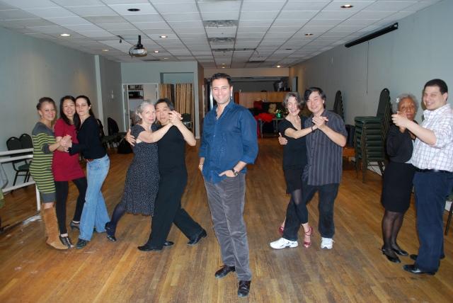 El tango, remedio infalible