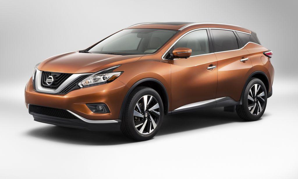 Nissan presenta el nuevo Murano del 2015
