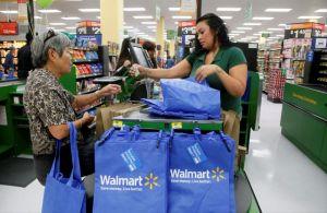 Walmart a  las remesas