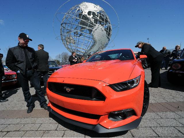 Ford Mustang celebra 50 años de su debut en la Feria Mundial del 1964